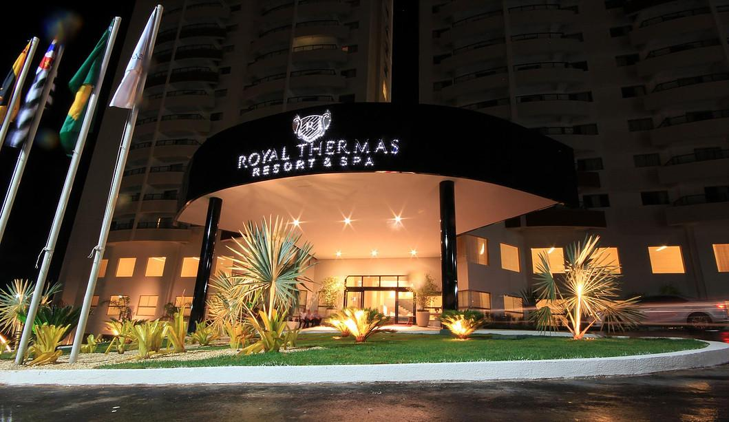 Royal Thermas Resort & Spa
